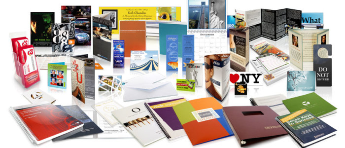 A list of printing companies