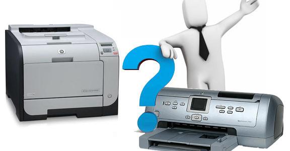 Inkjet Printing Paper versus Laser Printing Paper