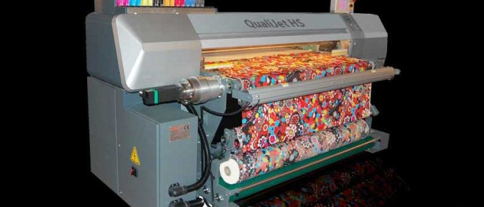 Why looking for textile printing?