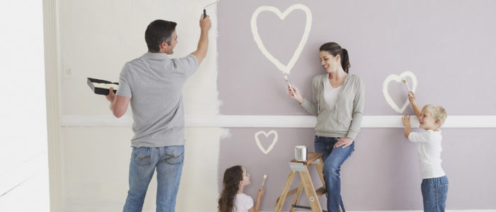 Home improvement projects can make your home a nicer place